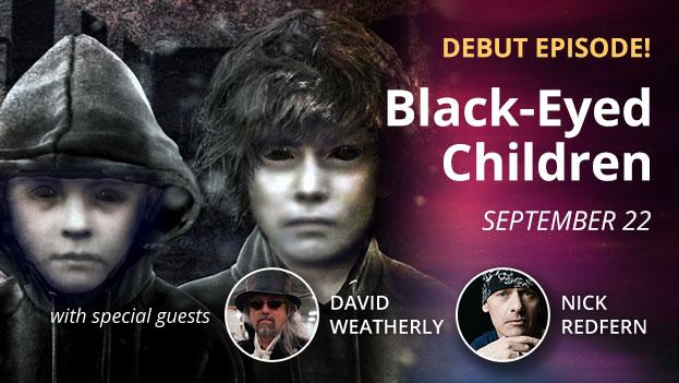 The Tracie Austin Show – Black-Eyed Children
