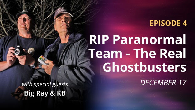 RIP Paranormal Team - The Real Ghostbusters
