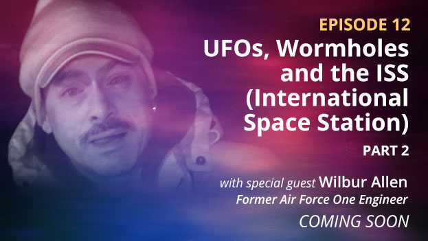 UFO, Wormholes and the ISS pt2